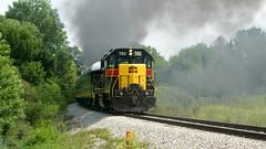 IAIS703-4 (joerussell2) Tags: trains steam locomotive iowa interstate iais
