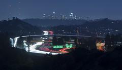 2 / 134 (CallumParry1) Tags: los angeles freeway night city southern california explore visual nightscape cityscape la dtla angels hollywood landmarks culture urban landscape