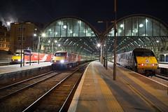 at the platform end (daveymills37886) Tags: lner class 91 ecml kings cross vtec virgin