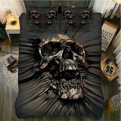 SKULL RIP THROUGH BEDDING SET (skullnmore) Tags: skull rip through bedding set never need check out any other collections anymore because now you guys have already had httpskullnmoreblogspotcom201808skullripthroughbeddinghtml