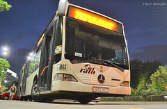 Mercedes-Benz Citaro Euro 3 - 4165 - 783 - 28.08.2018 (8) (VictorSZi) Tags: romania bucharest bucuresti bus autobuz pipera summer vara publictransport transport ratb august nikon nikond3100