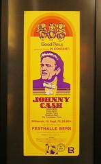 Johnny Cash in Bern 1975 Museum in Nashville TN 11.6.2018 1443 (orangevolvobusdriver4u) Tags: 2018 archiv2018 nashville tennessee usa downtown museum johnnycash johnnycashmuseum bern schweiz switzerland 1975