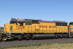 UP 2218 (Tom Trent) Tags: eugene oregon unitedstates us sd60 emd diesel up unionpacific lanecounty