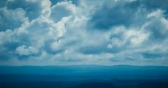 Koli (miemo) Tags: europe finland northkarelia clouds em5mkii hills nature olympus olympus40150mmf456 omd silhouette sky summer telephoto travel lieksa fi