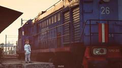 00996 (dejfex) Tags: station sony stacja stanisław pkp train pociąg polska poland child zachód railway boy outdoor slta57 a57 dejfex dawid wereszczyński dt50mmf18sam