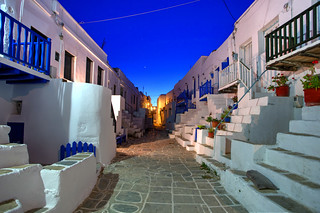 Day and Night on Folegandros