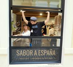 Sabor a España.Maestros Turroneros. Málaga. Andalucía. (lameato feliz) Tags: málaga saboraespaña maestrosturronerosmálaga