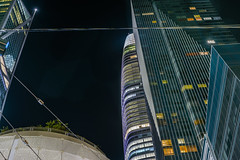 conjugate (pbo31) Tags: bayarea california nikon d810 color september 2018 boury pbo31 sanfrancisco city urban salesforce tower financialdistrictsouth night dark black contemporary architecture