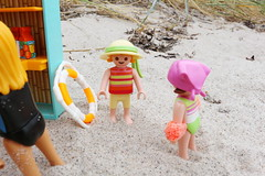 Surfshop04 (Klickystudios) Tags: playmobil outdoor ostsee strand