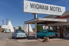 Wigwam Motel (davebentleyphotography) Tags: dave bentley photography road trip 2018 arizona wigwammotel roadsideattraction davebentleyphotography roadtrip