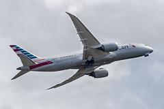Boeing 787-8 Dreamliner N811AB American Airlines (msd_aviation) Tags: american americanairlines aal aa usa bcn lebl barcelona elprat airport takeoff boeing boeing787 b787 dreamliner planes airplanes planespotting ord chicago spotting spotters