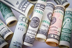 20 US Dollar - Credit to https://www.semtrio.com/ (Semtrio) Tags: abundance bank notes bill business cash money currency dollar finance finances income number paper rich rolled savings success wealth