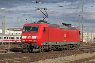 DB 145 065 Basel Bad