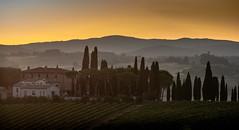 Enveloped at Dusk (Beppe Rijs) Tags: 2018 italien juli sommer toskana italy july summer tuscany
