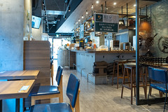 Pronto Cafe (Tumeatcat) Tags: japan ueno