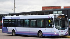 Bury (Andrew Stopford) Tags: mx56aey volvo b7rle wright eclipse first bury
