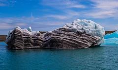 Island Süd2018_210Jökulsarlon (schulzharri) Tags: island iceland europa europe landscape landschaft north nord sun water sonne wasser fels rock travel reise himmel ice glacier eis gletscher meer sea blue white weis