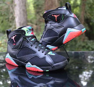 "6c62a64cc7af43 Nike Air Jordan 7 VII Retro 30th ""Barcelona Nights"" 705350-007 Men s Size.  (reddealsonline Profile Picture reddealsonline. Nike Air Jordan 7 VII Retro  ..."