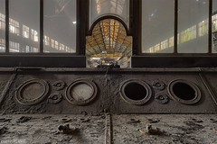. decline (Ruinenstaat) Tags: ruinenstaat tumraneedi abandoned urbex lostplaces industrie inruins industry industrial platzderaltensteine dust staub decay neglected nikond750 nikon