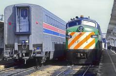 BN E9Am 9901 (Chuck Zeiler) Tags: bn e9am 9901 railroad emd locomotive aurora train amtrak chuckzeiler chz passenger