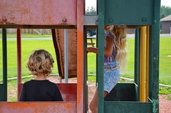 The Kids In The Playground (Joe Shlabotnik) Tags: 2018 aroostook violet august2018 everett maine playground vanburen afsdxvrzoomnikkor18105mmf3556ged