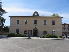 Italy - Lazio - Bolsena - Town hall (JulesFoto) Tags: italy lazio bolsena townhall