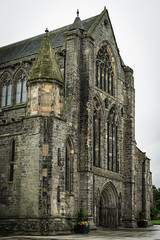 Paisley Abbey 2018-3 (henderson231280) Tags: paisley abbey cathedral church stone architecture old ancient religion gargoyle river scotland