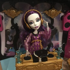 Adda (Himawari Hime) Tags: monsterhigh monster high doll collections collection spectra vondergeist 13 wishes 13wishes spectravondergeist spectravondergeist13wishes
