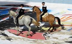entre les couleurs (aficion2012) Tags: arles septembre 2018 corrida bullfight bull toro toros tauromaquia tauromachie france francia provence taureaux taureau feria du riz juan bautista matador torero toreador goyesca goyesque alguacil alguaciles caballo horses horse domingo zapata