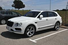 Bentley Bentayga Diesel (jfhweb) Tags: jeffweb sportauto sportcar racecar voituregrandtourisme voituredesport gt supercar voituredecourse courseautomobile circuitpaulricard circuitducastellet lecastellet httt bentley bentayga