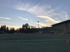 Sunset at Simon Fraser University (Patrissimo2017) Tags: