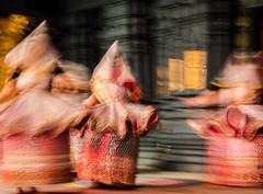 Chidambaram Natyanjali | 2018. (Vijayaraj PS) Tags: nit calicut eventphotography india asia performer onstage stage event kerala southindia collegeculturals iamnikon nikon 50mm niftyfifty 2018 blur longexposure slowshutterspeed people manipuriartists