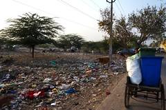 beautiful dystopia (mccaulkey) Tags: india beautiful rubbish colour composition digital vibrance