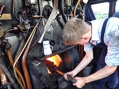 Great Central Railway Quorn Leicestershire 18th August 2018 (loose_grip_99) Tags: 280 greatcentral railway railroad rail train leicesteshire eastmidlands england uk steam engine locomotive lms stanier 8f 48624 footplate preservation transportation gassteam uksteam trains railways august 2018