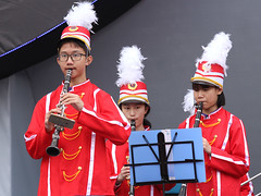 IMGL4019 (taticoma) Tags: brassband brass music musician child china red school teenage clarinet