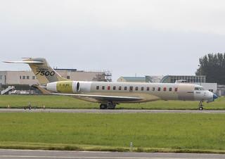 Bombardier Inc. Global 7000 C-GLBG