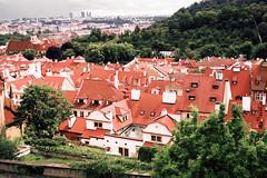 Rooftops of Prague (skye-skye) Tags: prague czech czechrepublic czechoslovakia roof rooftop city building buildings rooftops