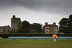 Rain (Peter Meade) Tags: petermeade pjmeade cricket cricketers bray brayonthames maidenheadandbraycc lordstaverners celebrities fundraising presentations