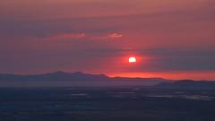 Ensign Peak sunset (phl_with_a_camera1) Tags: ensign peak sunset salt lake city utah