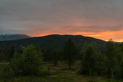 Night sky (hanschristian_nielsen) Tags: norge vandreferie trollheimen norway foldalen summer hiking trollheimshytta cloud