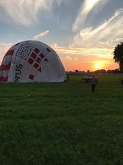 180627  - Ballonvaart Ter Apel naar Emlichheim (D) 2