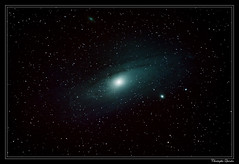 Galaxie d'Andromède (M31/M33) (cquintin) Tags: astronomie messier m31 astronomy galaxie galaxy astrometrydotnet:id=nova2754429 astrometrydotnet:status=solved