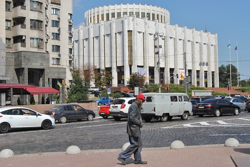 kongresové centrum Ukrajinský dům2