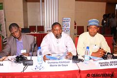 Séminaire sur le développement transfrontalier au Sahel (Sahel and West Africa Club (SWAC/CSAO)) Tags: sahel developpementtransfrontalier crossbordercooperation westafrica afriquedelouest swac csao oecd ocde uemoa