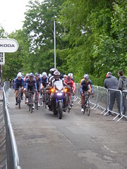 Getting ready for a start (Steelywwfc) Tags: ovo energy tour series durham madison genesis canyon eisberg holdsworth pro racing wheelbase castelli vitus cycling jlt condor morvelo basso wiggins one spokes team ribble phmas paul milnes cycles jon mould liam davies matt gibson charlie tanfield alistair slater harry
