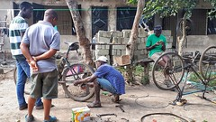 Local bike mechanic.