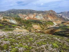 Hrafntinnusker>Landmannalaugar 10 (François aka Tweek) Tags: iceland icelandic nordic laugavegur landmannalaugar trekk stunning breathtaking