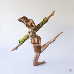 Parallel 1 (lycheng99) Tags: ashleigh thedancephotographyworkshop shuaib shuaibdeelhassan dance jump split leapsplit leap parallel unison ballet balletdancing balletdance ballerina fitness speed energy