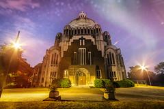 Inter Allied monument LIEGE Cointe (ruterapie) Tags: inter allied monument liege cointe belgium eglise church