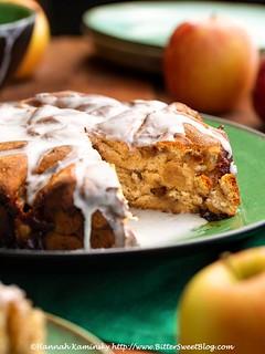Apple Fritter Torte 4